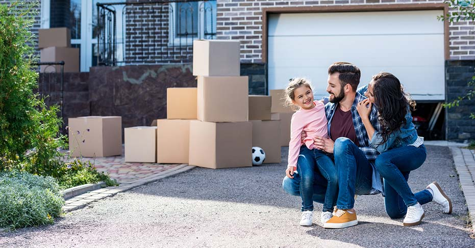 Moving Tips For Large Families With Kids