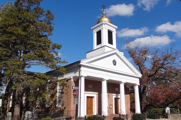 Presbyterian Church In Basking Ridge Nj