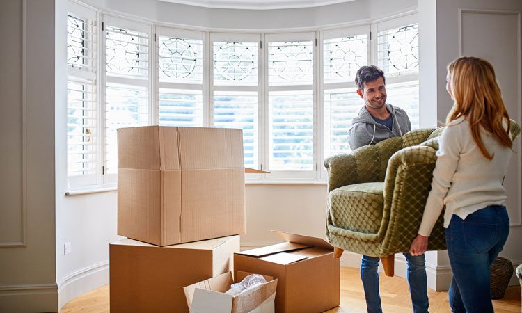 Residential Moving Solution